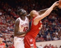 Suspension from Nine Games for IU Freshmen Jurkin and Mosquera-Perea