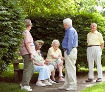 Upscale Retirement Communities And Activity Directors