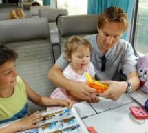 Kids On Trains – Three Tips For Happy Trails