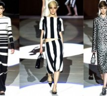 Beautify Yourself with Modern Versions of Black and White Patterns