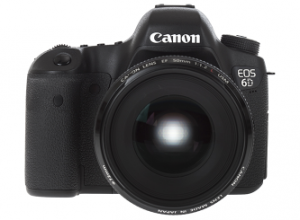 Spectacular Image Quality With The Full-frame Canon EOS 6D Digital Camera