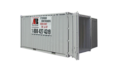 Renting A Storage Container