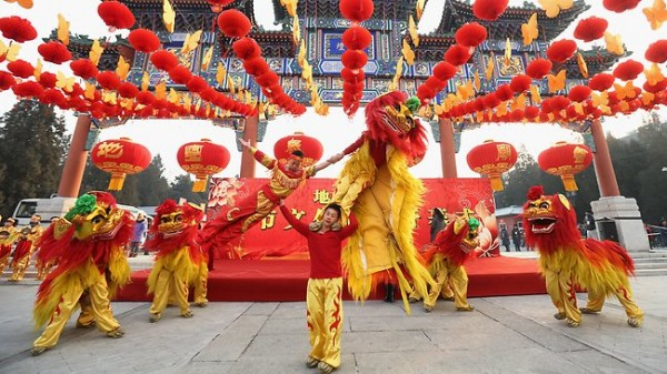 Chinese New Year,