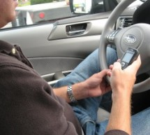 Texting and Driving: The Importance of Doing One at a Time