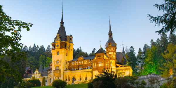 Luxury Hotels In Romania