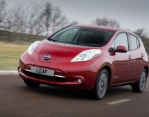New Nissan LEAF – A Review