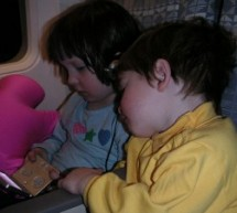 How To Fly Long Haul With Kids
