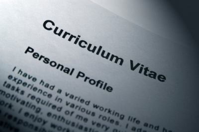 Successful CV