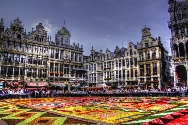 Visiting Attractions In Belgium