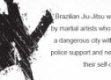 What Is Involved in Brazilian Jiu-Jitsu Training?