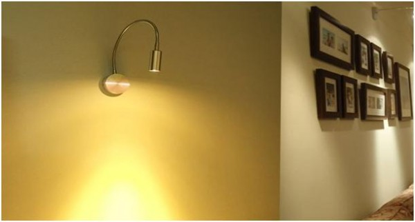 Make The Most Of Modern Wall Lighting With LED Bulbs