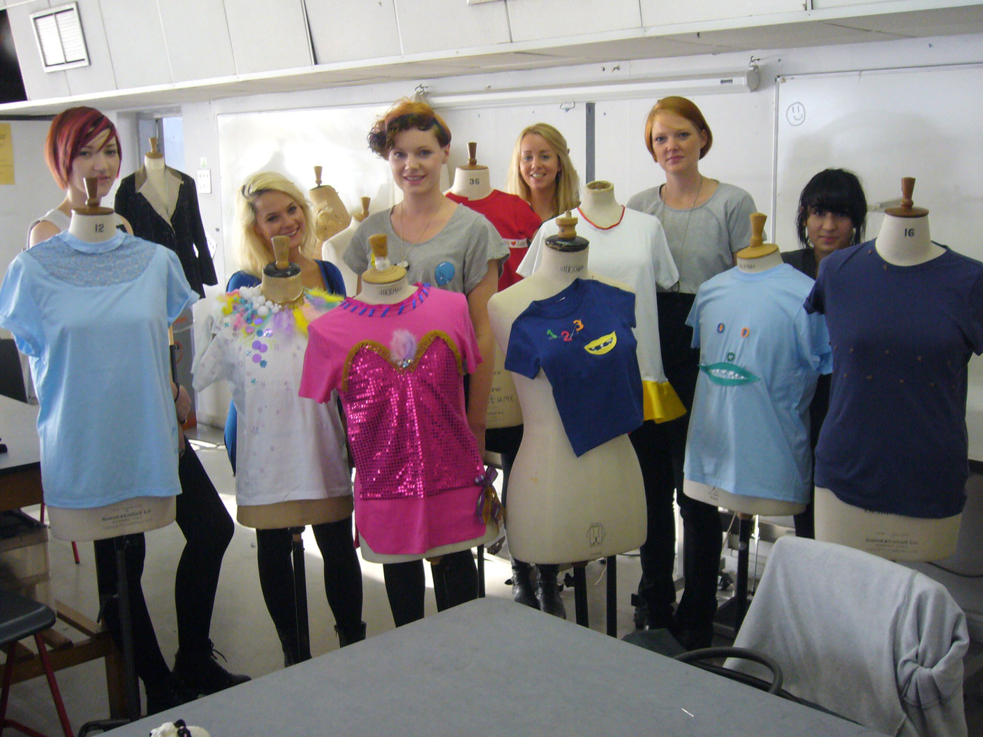 London colege of fashion 95