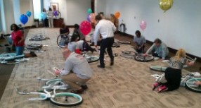 Build A Successful Team With Indoor Team Building Activity