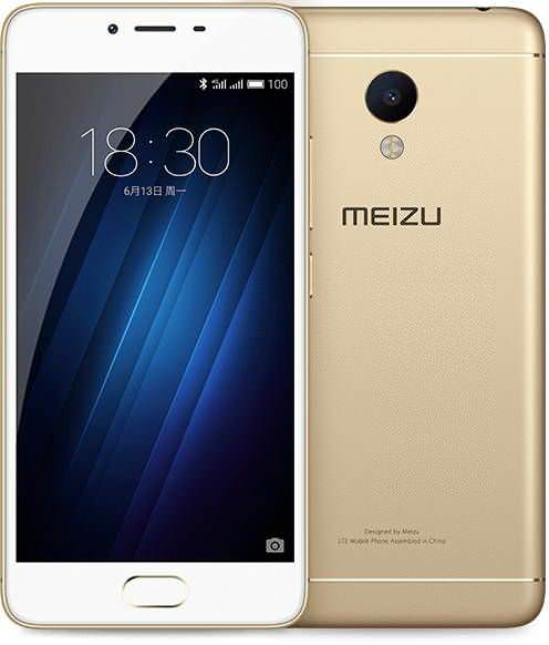 Meizu m3s: Smartphone With 5-Inch Display, Fingerprint Scanner Under 8k