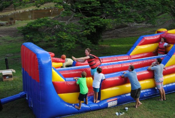 Bouncy Castles --- Add A Fun Element To Your Special Events!