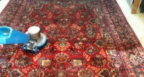 Cleaning The Carpets At Your Own With These Simple Steps