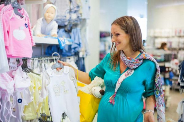 Shopping List For The Third Trimester