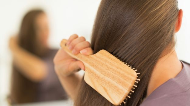 Process Of Maintaining Hair During Summer Days