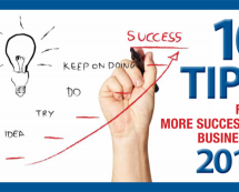 The New Year Review – 5 Ways To Improve Your Business In 2013