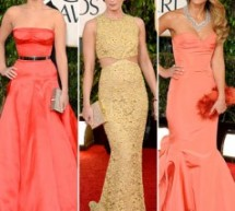 Red Carpet Highlights Of The 2013 Golden Globes