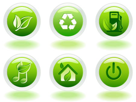 Great-set-of-6-free-vector-environmental-icons-that-represent-nature