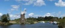 A guide to boat hire on the Norfolk Broads
