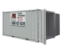 Advantages Of Renting A Storage Container