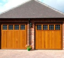 Main Advantages Of Wooden Garage Doors In The Home