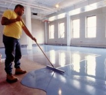 Taking Care Of Concrete Floors