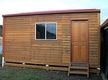 The Novices Guide To Garden Shed Building