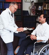 Oklahoma City Personal Injury Attorney Victims Affected by Neuroglia
