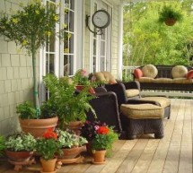 Some Quick And Smart Ways To Deck Up Your Porch