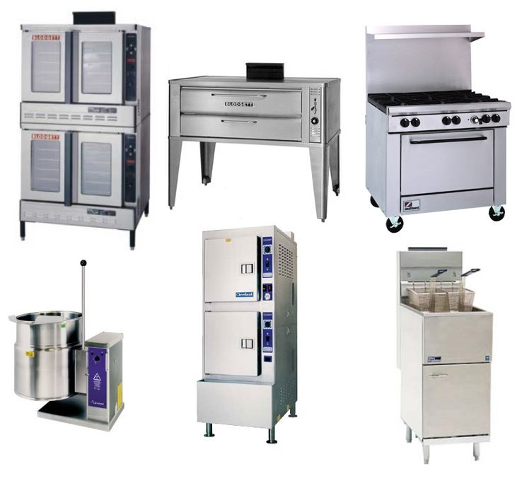 Cheap Used Commercial Kitchen Equipment