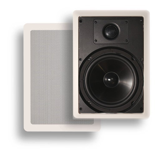 Surround Sound Formats From In Wall Speaker