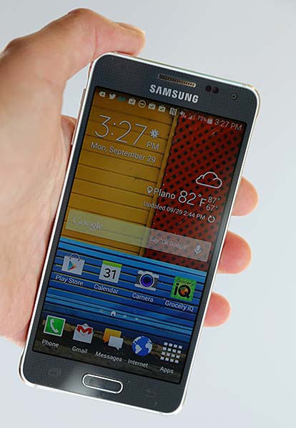 Samsung Galaxy Alpha – A Better Android Smartphone