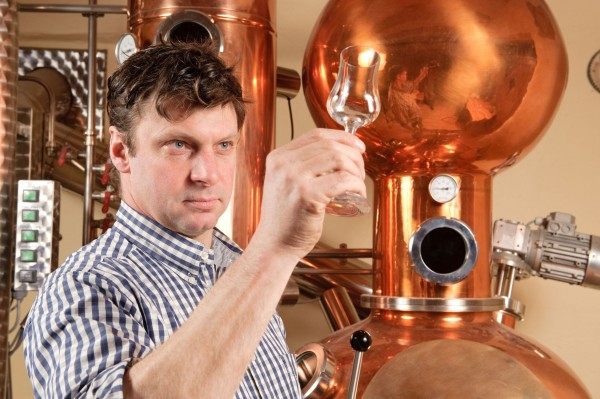 Creating A Positive Impression In The American Distillery Industry