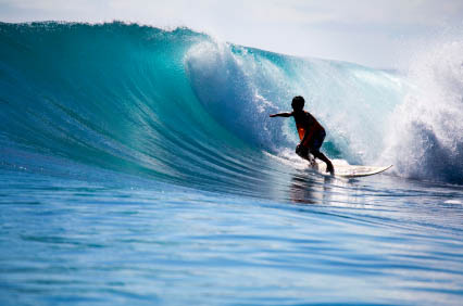What Is The Secret Of Learning Water Surfing