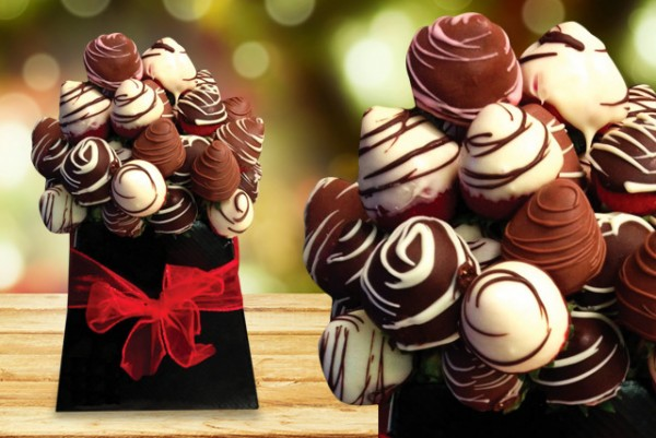 chocolate bouquet