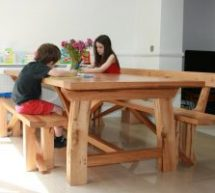 A Wide Range Of Oak Dining Tables With Us