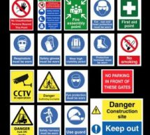 Different Kinds Of Safety Signs Required At A Workplace