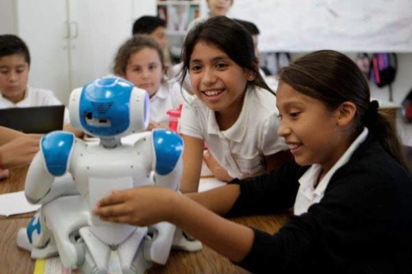 Project Lead The Way Partners With San Jose High School To Teach Engineering and Robotics