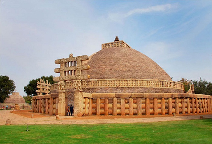 Sanchi Stupa, MP