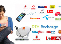 Online Recharge- Get convenient way to recharge phone and TV