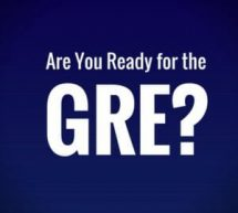 Choose The Best Course To Complete GRE Preparation On Time